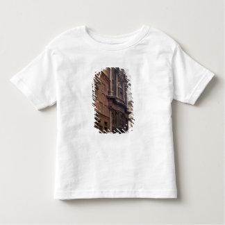 Facades of the church toddler T-Shirt
