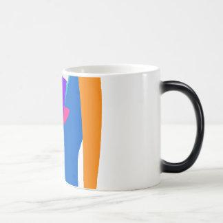 Face 2 coffee mugs