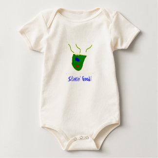 Face 4, Stinkin' Good! Baby Bodysuit