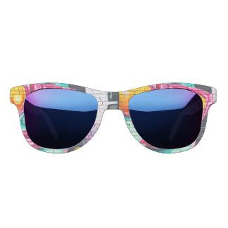 Face brick sunglasses