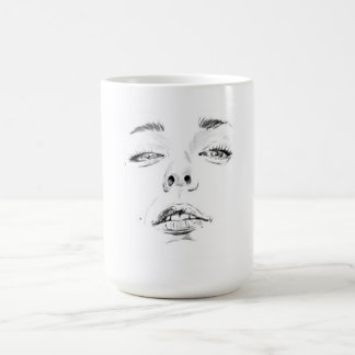 Face Cup Coffee Mugs