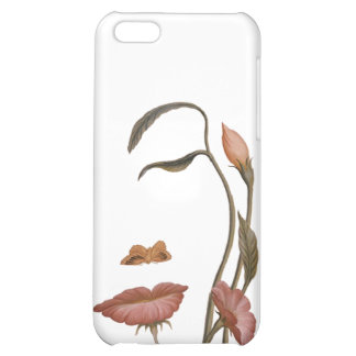 Face Flower Illusion iPhone 5 Case For iPhone 5C