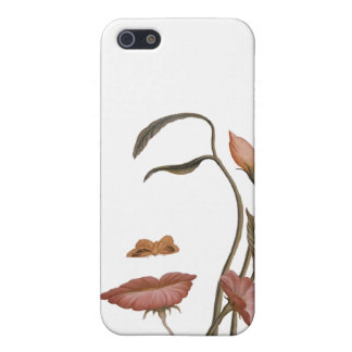 Face Flower Illusion iPhone 5 iPhone 5 Covers