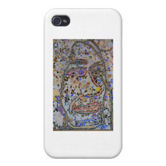 face in philly iPhone 4 case