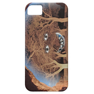 FACE IN THE TREES iPhone 5 CASE