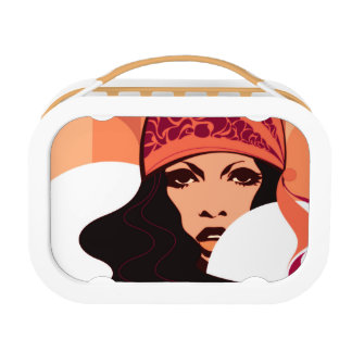 FACE LUNCH BOX