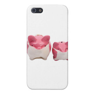 Face Mask Pigs iPhone 5/5S Case