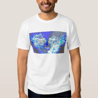 Face Of A Butterfly T-shirts