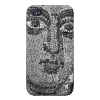 Face of a lady from the Church of St-Ambrosius iPhone 4/4S Case