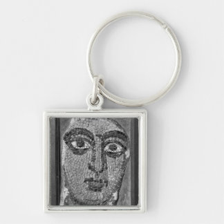 Face of a lady from the Church of St-Ambrosius Key Ring