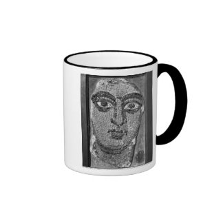 Face of a lady from the Church of St-Ambrosius Mug