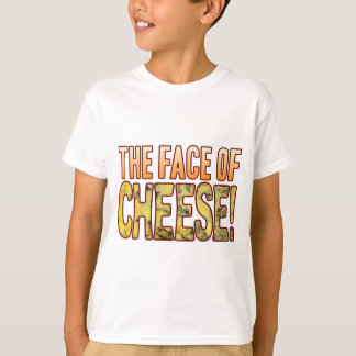 Face Of Blue Cheese T-Shirt