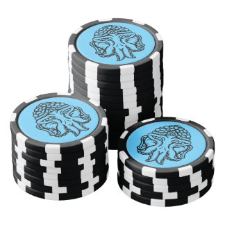 Face of Cthuda - Poker Chips