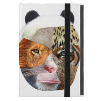 Face Of Fauna Case For iPad Mini
