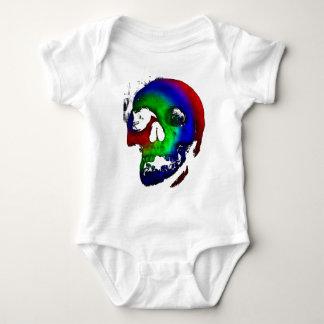 Face of Fear Baby Bodysuit