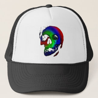 Face of Fear Trucker Hat