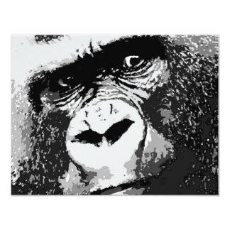 Face of Gorilla Card