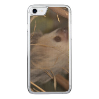Face of Sloth Carved iPhone 8/7 Case