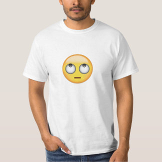 Face With Rolling Eyes Emoji T-Shirt