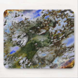 Face your Fading World Mouse Pad