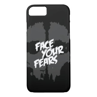 face your fears iPhone 8/7 case