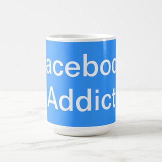 Facebook Coffee Mug