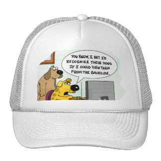 Facebook for Dogs Cap