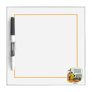 Facebook for Dogs Dry Erase Board