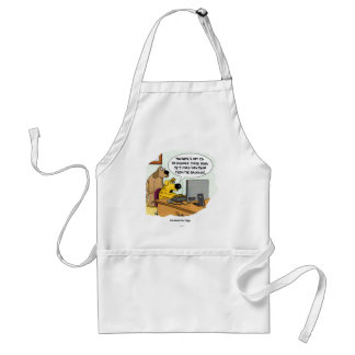 Facebook for Dogs Standard Apron