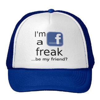 Facebook Freak Hat