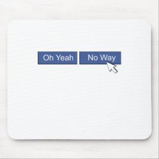 Facebook Friend Request 2 Mousepad