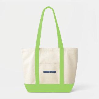 Facebook Friend Request Canvas Bag