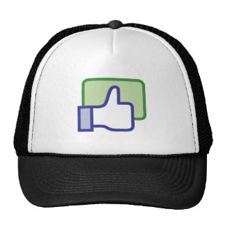 Facebook Like Button Cap