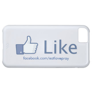 Facebook Like Button - Promotional iPhone 5C Cover