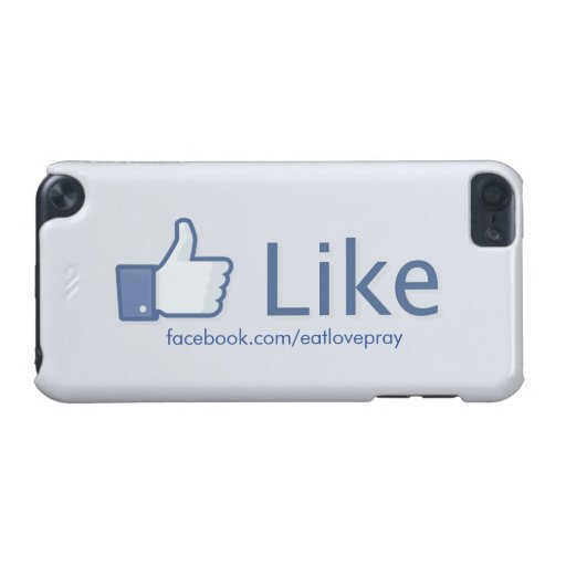 Facebook Like Button - Promotional iPod Touch (5th Generation) Covers