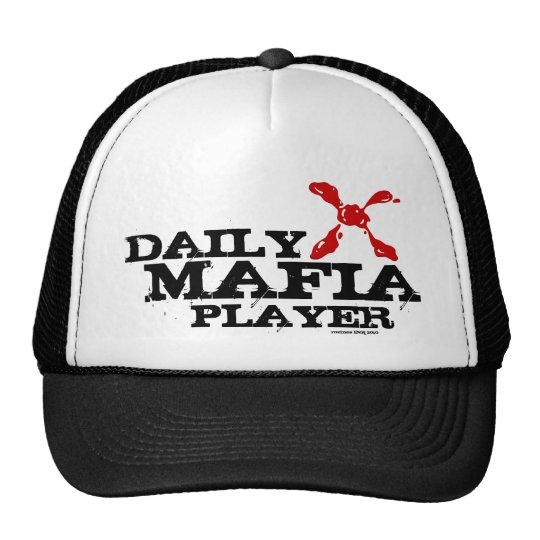 Facebook Mafia Spoof - Mo'Fo Hats