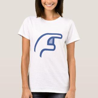 facebook POKE me T-Shirt