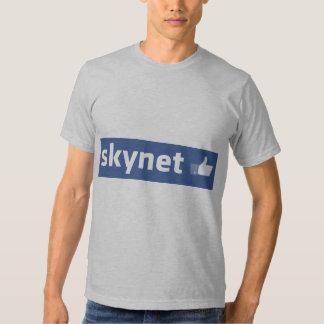 Facebook - Skynet Shirt