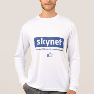 Facebook - Skynet T-Shirt
