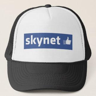 Facebook - Skynet Trucker Hat