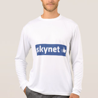 Facebook - Skynet T Shirts