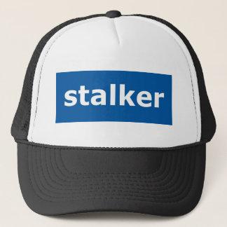 facebook stalker trucker hat