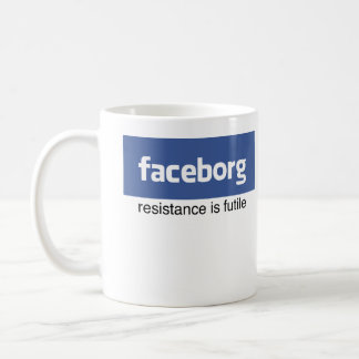 facebook the borg mug