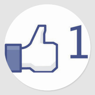 Facebook Thumbs up, like stickers