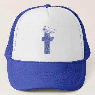 Facebook Watchman Trucker Hat