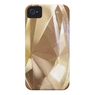Faced Crystal Glasses Case-Mate iPhone 4 Case