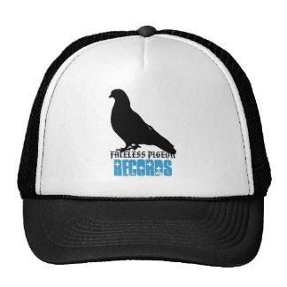 Faceless Pigeon Records Cap