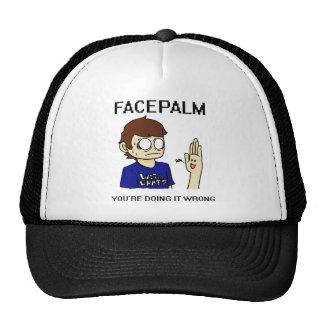 Facepalm? Trucker Hat