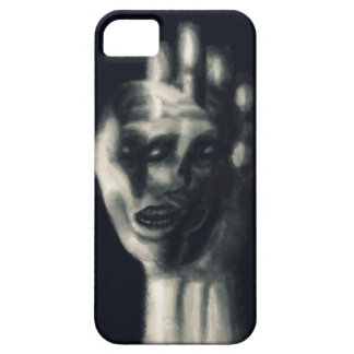 Facepalm Horror Phone Case by No Sheep Graphics iPhone 5 Cover