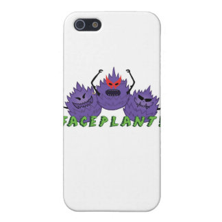 FACEPLANT! trouble makers iPhone 5 Covers